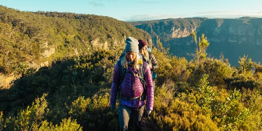 Women's Blue Mountains Hiking & Yoga Weekend // 10th-11th August 2019