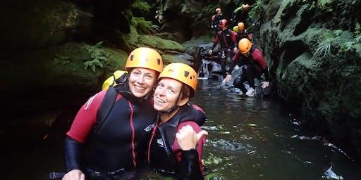 Women's Wallangambe Canyon Adventure // Saturday 26th October