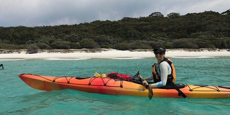Women's Easy Sea Kayaking // Saturday December 7th tickets