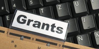 Grant Writing Workshops July 2019