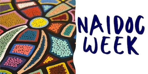 NAIDOC Week: Aboriginal Art Workshop - Aldinga Library