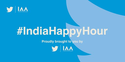 Embassy of Dutch Creativity | #IndiaHappyHour proudly brought to you by twitter and IAA