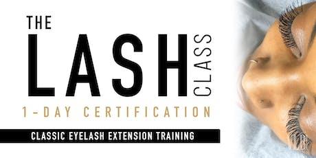 The Lash Class - Bring A Friend! tickets