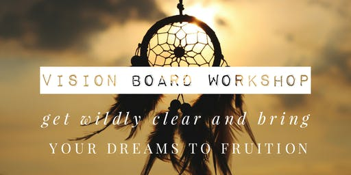 Mid-winter Vision Boarding Workshop