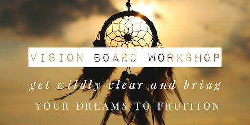 Mid-winter Vision Boarding Workshop
