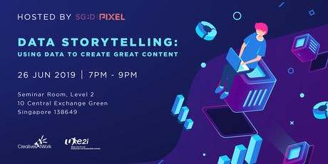 Data Storytelling: Using Data To Create Great Content tickets