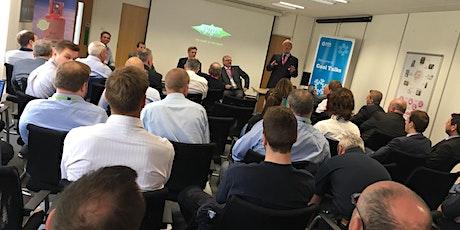 Regional Cool Talks IOR Breakfast Briefing, Yorkshire tickets