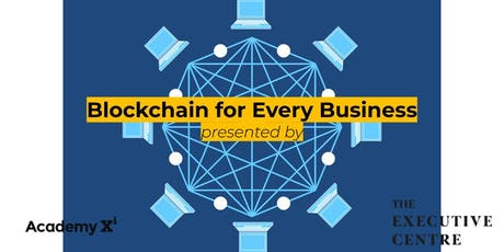 Blockchain for Every Business tickets