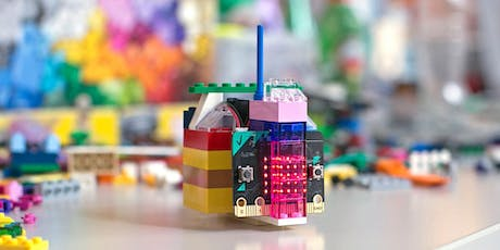 Makers Play Lab STEAM Camp - July School Holidays tickets