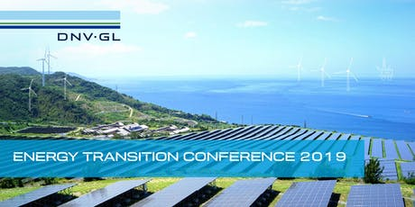 Energy Transition Conference 2019 tickets