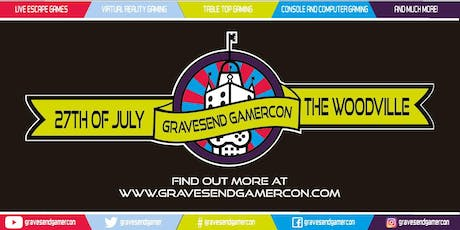 Gravesend Gamer Con 2019 tickets