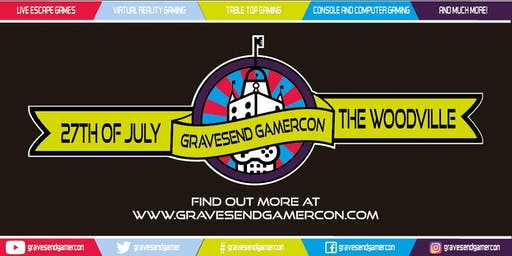 Gravesend Gamer Con 2019