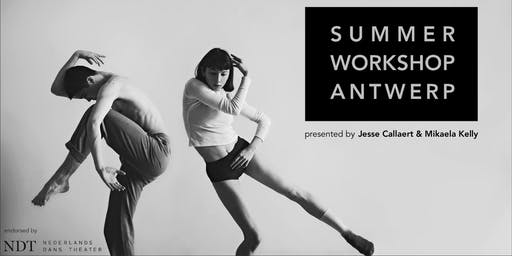 Summer Workshop Antwerp 2019