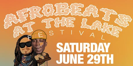 Afrobeats at The Lake Festival tickets