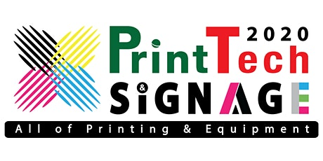 PrintTech & Signage Expo 2020 tickets