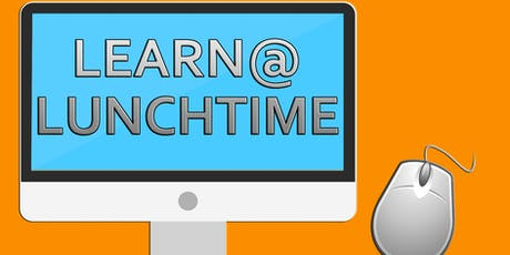 Learn@Lunchtime: Capture and Collaborate with Padlet tickets