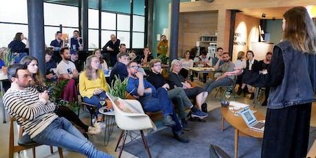 #Fomocafé met Dear Tech, — Creatieve toogpraat in House of Innovation tickets
