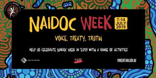 NAIDOC Week : Voice, Treaty and Truth with Marissa Verma