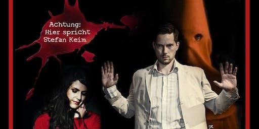 """Mona und Kris Köhler: Edgar Wallace """"Der Mönch mit der Klatsche"""""""