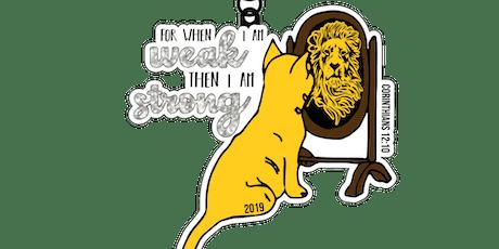 2019 I Am Strong 1 Mile, 5K, 10K, 13.1, 26.2 -Tulsa tickets