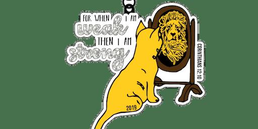 2019 I Am Strong 1 Mile, 5K, 10K, 13.1, 26.2 -Philadelphia
