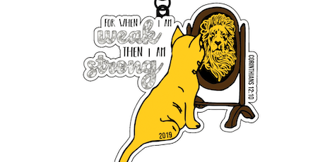 2019 I Am Strong 1 Mile, 5K, 10K, 13.1, 26.2 -Amarillo tickets