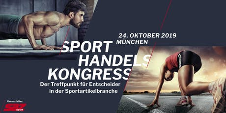 Sporthandelskongress 2019 Tickets