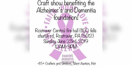 Remembering Betty, Craft show for the Alzheimer's foundation! tickets