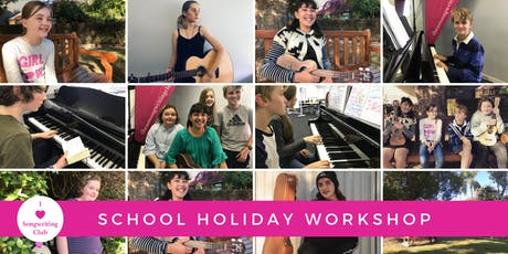 School Holiday Songwriting Workshop tickets