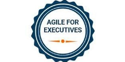 Agile For Executives 1 Day Virtual Live Training