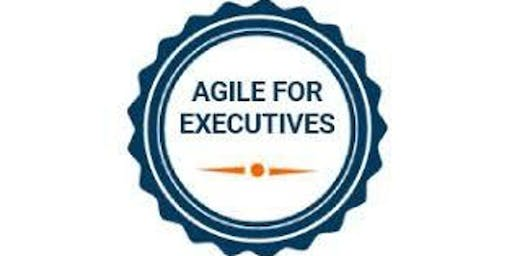 Agile For Executives 1 Day Virtual Live Training
