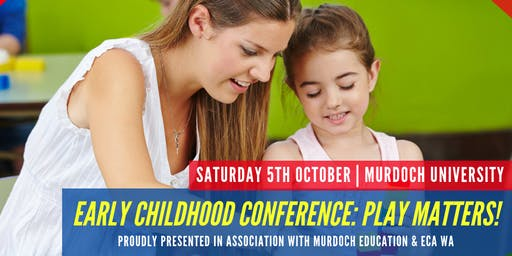 Early Childhood Conference: Play Matters!