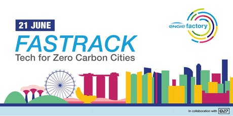 FASTRACK 2019: Tech for Zero Carbon Cities tickets