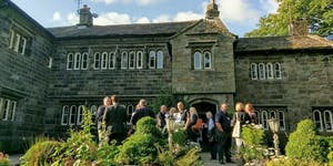 Business networking at Hurstwood Hall, Burnley - by...