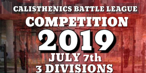 CBL SUMMER COMPETITION 2019