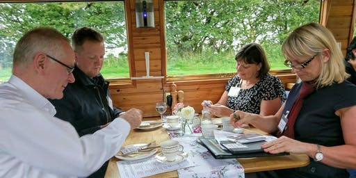 Business networking canal trip with Canal Boats, Hoghton - by lovelocal, August 2019