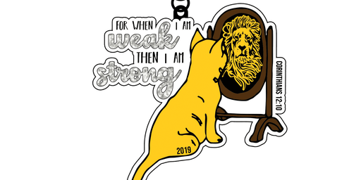 2019 I Am Strong 1 Mile, 5K, 10K, 13.1, 26.2 -Tallahassee