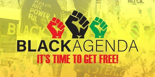The Black Agenda Tour - Oakland