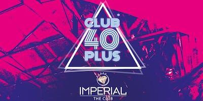 Club40Plus Event am 05.07.2019   Imperial The Club   Generation Disco, so geht Party!