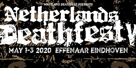 Netherlands Deathfest 2020 tickets