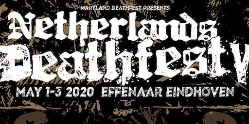 Netherlands Deathfest 2020