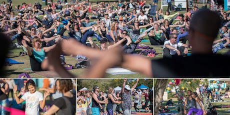 Yoga Day Festival Brisbane 2019 tickets