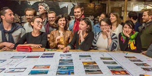 Atelier La Fresque du Climat à Lyon