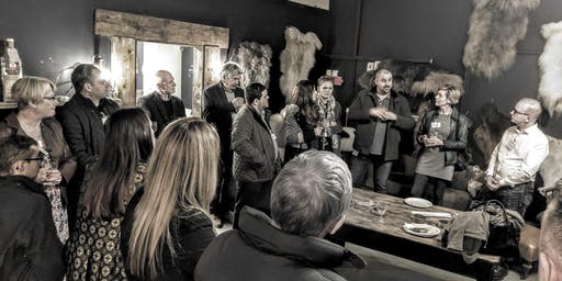 Business networking at The Salvage House, Whalley - by lovelocal, October 2019