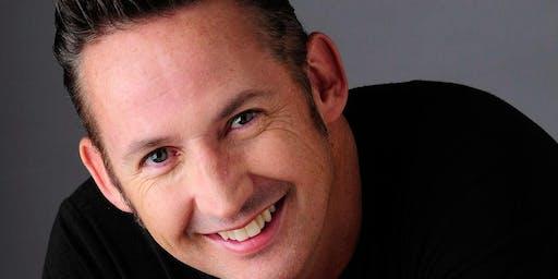 Comedian Harland Williams