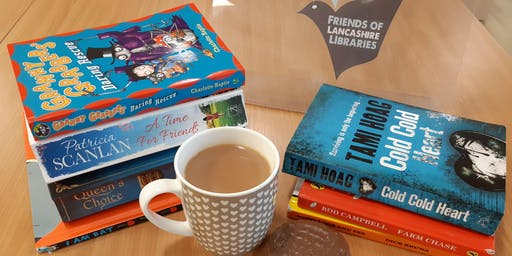 Coffee morning and book sale (Eccleston)