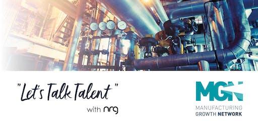 MGN 'Let's talk talent'