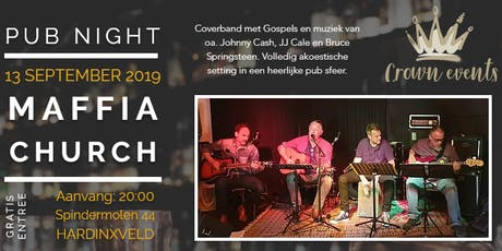 Pub Night met Maffia Church tickets