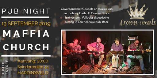 Pub Night met Maffia Church