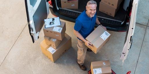 Courier Services Roadshow - Crown Commercial Service